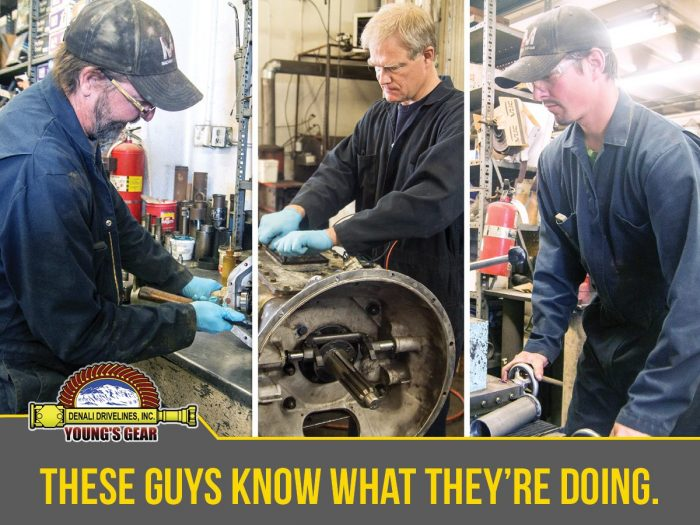 our auto repair technicians